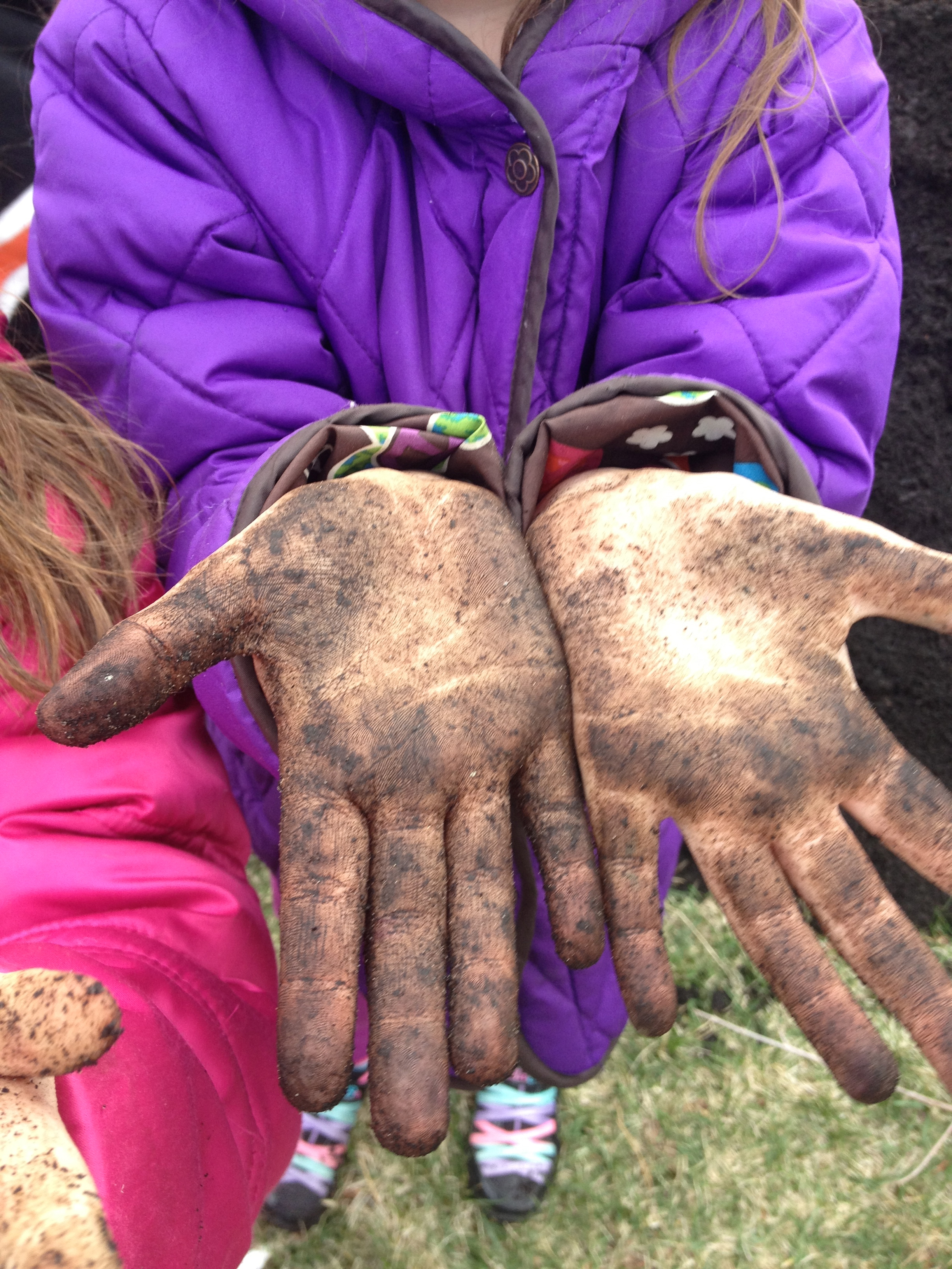 Children's Community Garden: Dirt Makes Us Happier, Healthier and SMARTER!