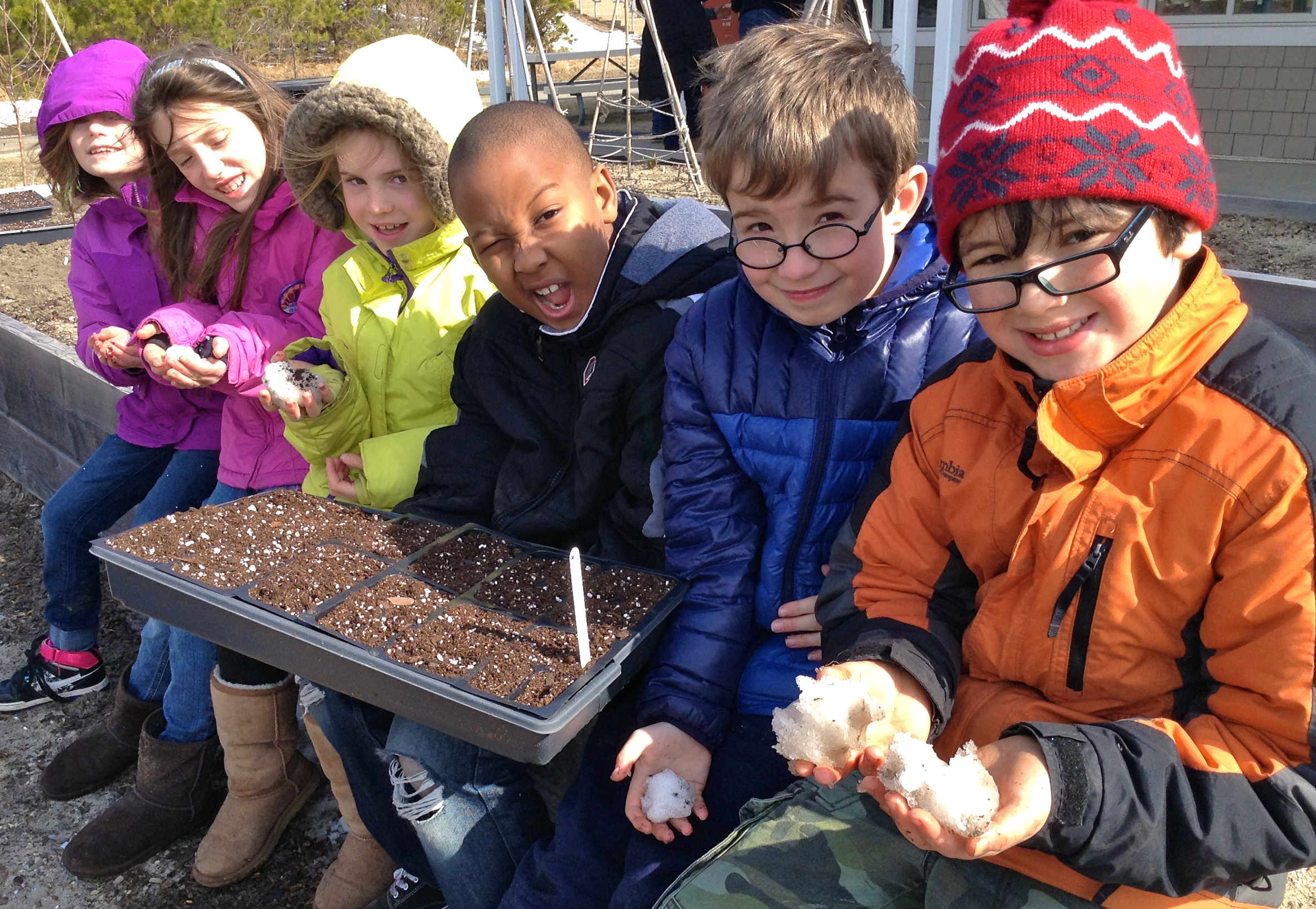Steps to Starting a Farmer-in-the-School Program