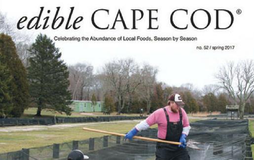Edible Cape Cod Spring 2017
